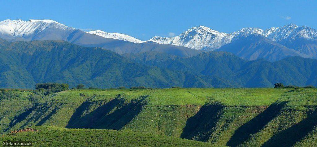 Un frente frío pintaría de blanco algunos cerros catamarqueños