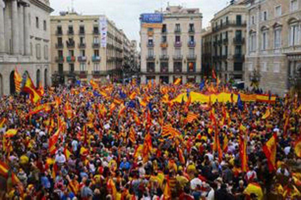 Se dio inicio al juicio contra independentistas catalanes