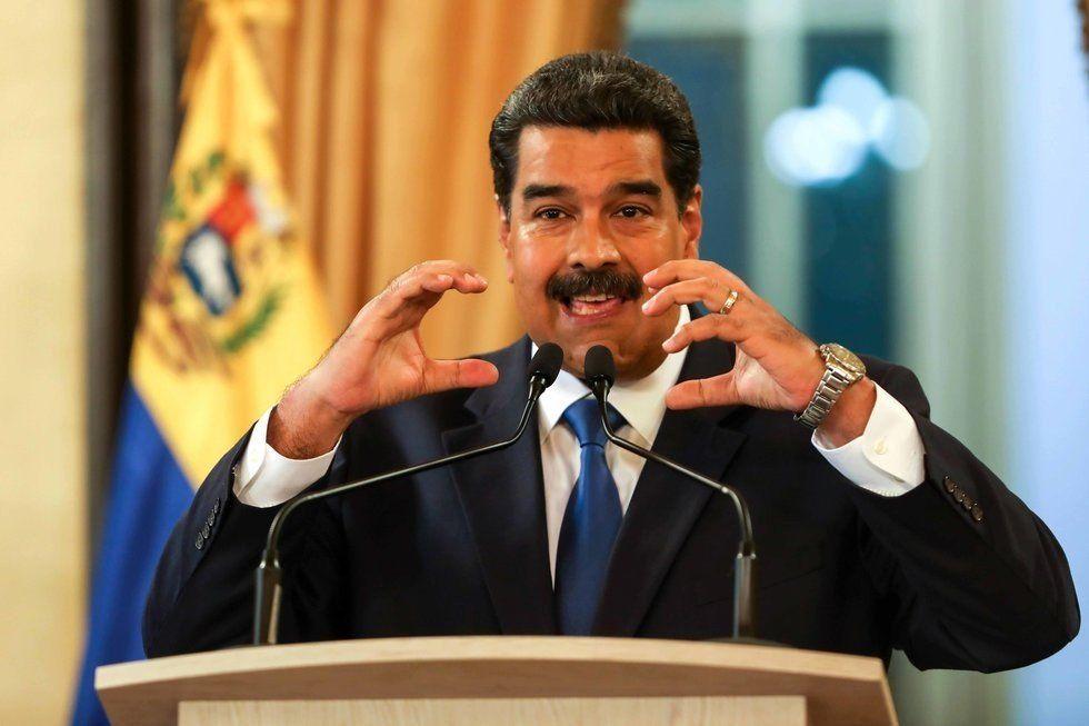 Maduro lanza una estrategia para atraer turistas