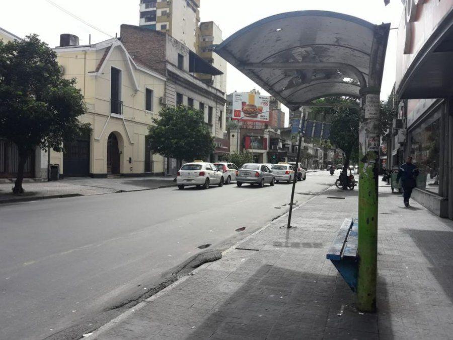 Se cumple el segundo día de paro de colectivos en Tucumán