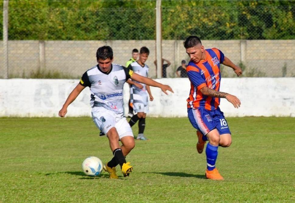 Torneo Regional Federal Amateur: Concepción FC quiere la punta del grupo 7