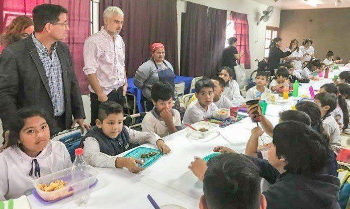 Solicitan a la Nación el incremento de fondos para los comedores escolares
