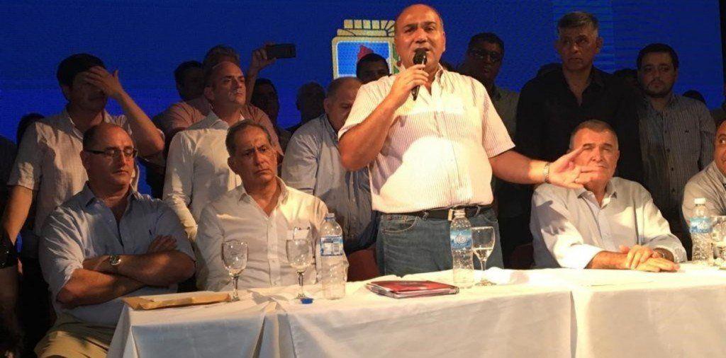 Proclamaron a Manzur como nuevo presidente del PJ provincial