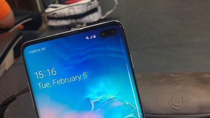 Se filtraron las características del Samsung Galaxy S10
