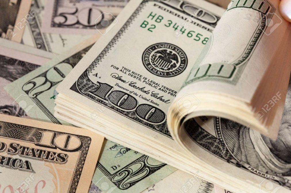 El dólar mayorista alcanzó su máximo en lo que va del año