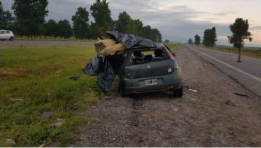 Un hombre murió en un accidente en la autopista Tucumán-Famaillá
