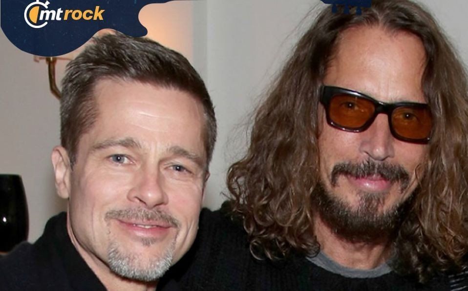 Brad Pitt producirá un documental sobre Chris Cornell