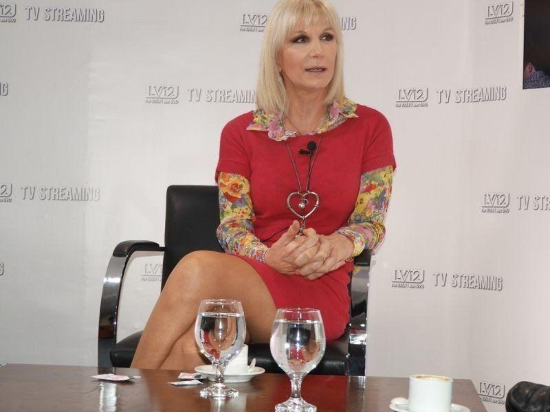 Rompevidrios: Le robaron a Catalina Lonac en la puerta de su casa