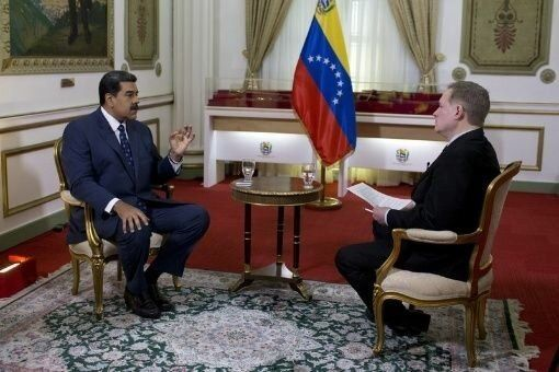 Maduro aseguró que su canciller mantuvo reuniones con enviados de Trump
