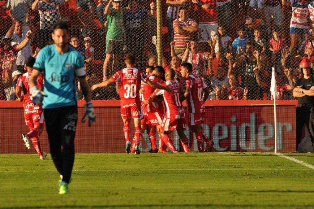 Atlético no levanta cabeza, fue goleado por Unión en Santa Fe