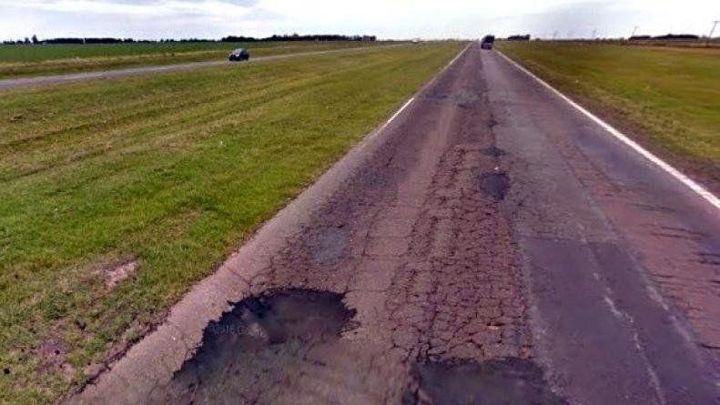 Conductores se niegan a pagar peaje por el mal estado de la autopista Rosario-Córdoba y los dejan pasar