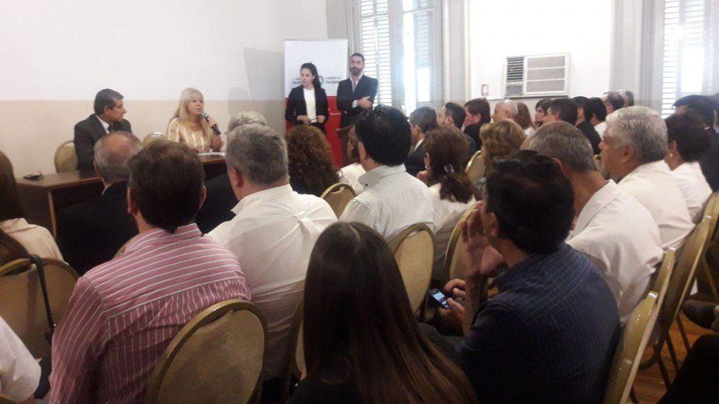 Firmaron un convenio para la creación de un CAPS en el penal de Villa Urquiza