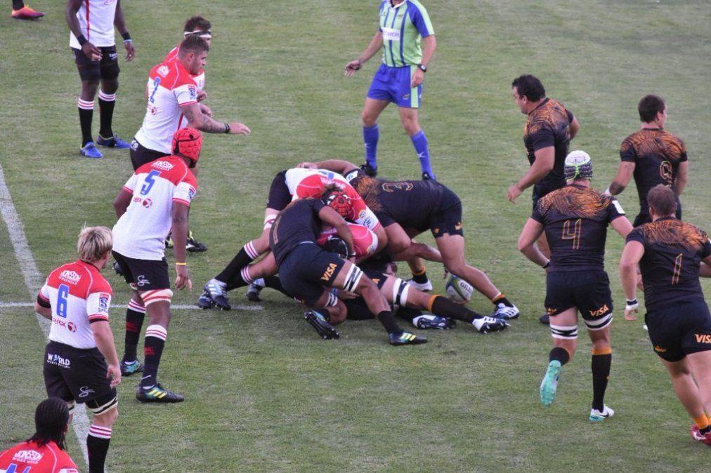 Jaguares cayó en su debut en el Super Rugby