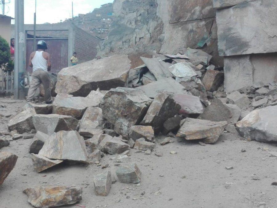 Desde septiembre, murieron 26 personas por avalanchas y derrumbes en Perú
