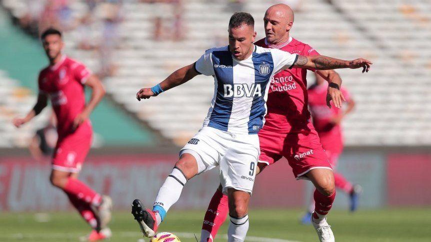 Talleres y Huracán igualaron 0-0 en Córdoba