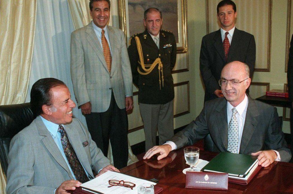 Murió Eduardo Bauzá, el primer jefe de Gabinete de la democracia