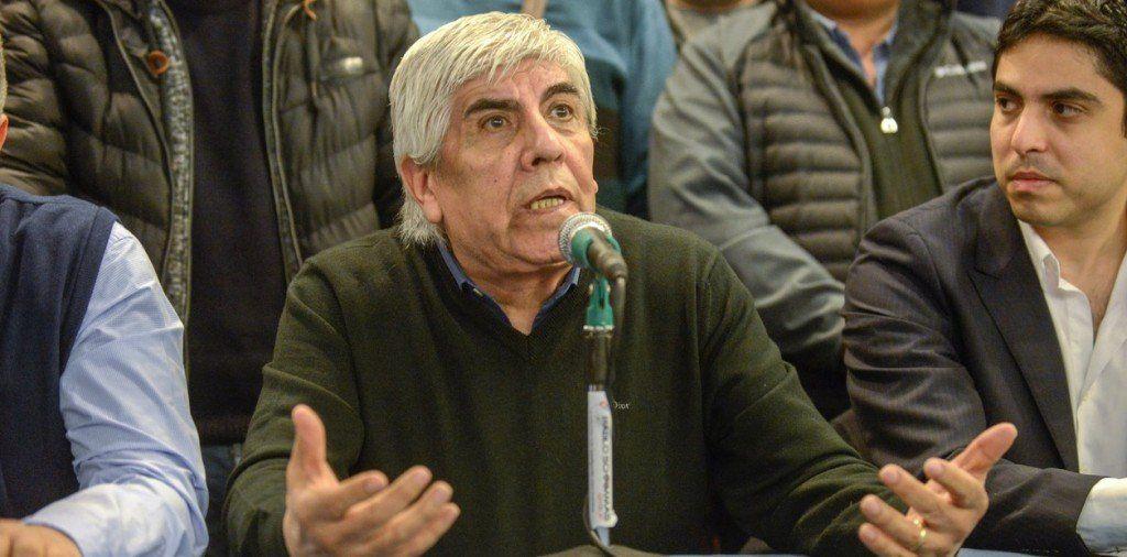 Moyano dijo que podría votar a Cristina Kirchner en las próximas elecciones
