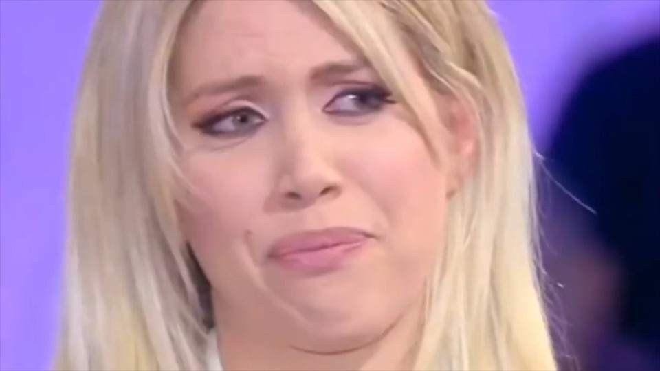 Wanda Nara a pura lagrima en la televisión hablo de Icardi: No queremos irnos
