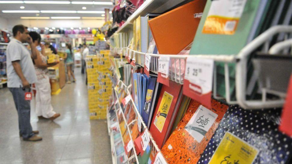 Ahora 12: se podrán comprar útiles escolares en 12 cuotas sin interés