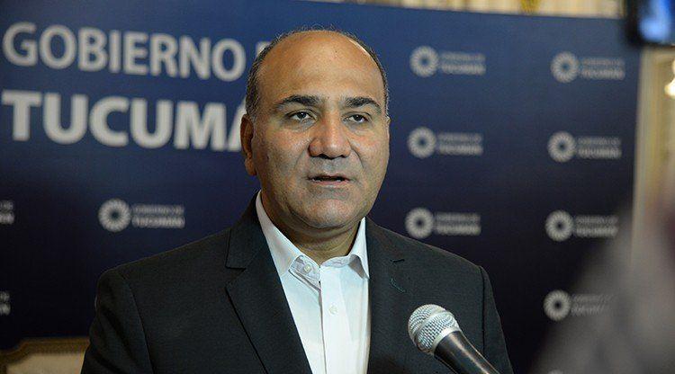 Manzur dijo que sancionará a policías y estatales involucrados en ilícitos