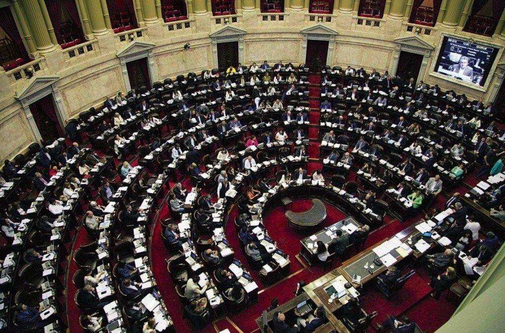 La ley de financiamiento de los partidos políticos se votaría en abril