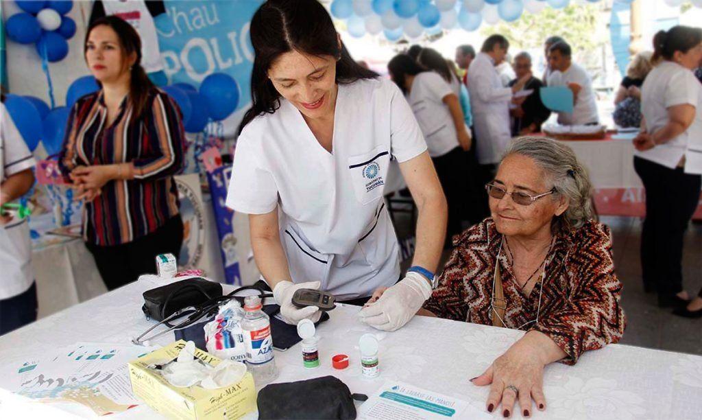 El Programa de Prevención de Diabetes continúa su desarrollo en la provincia