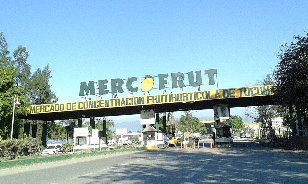 Mercofrut: Los precios tienden a bajar como consecuencia de la poca demanda