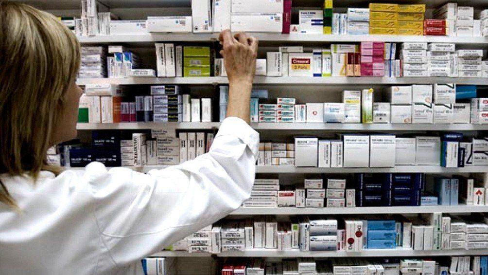 La venta de medicamento sufrió una baja del 8% debido a la inflación
