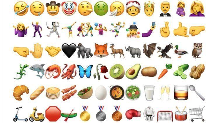 Un juzgado en Estados Unidos aceptó emojis como prueba en un caso de proxenetismo