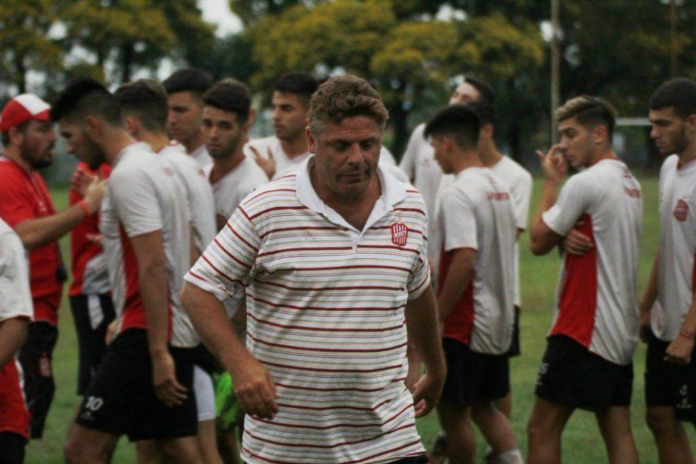 Floreal García: estoy convencido de la línea de 5 para estas urgencias