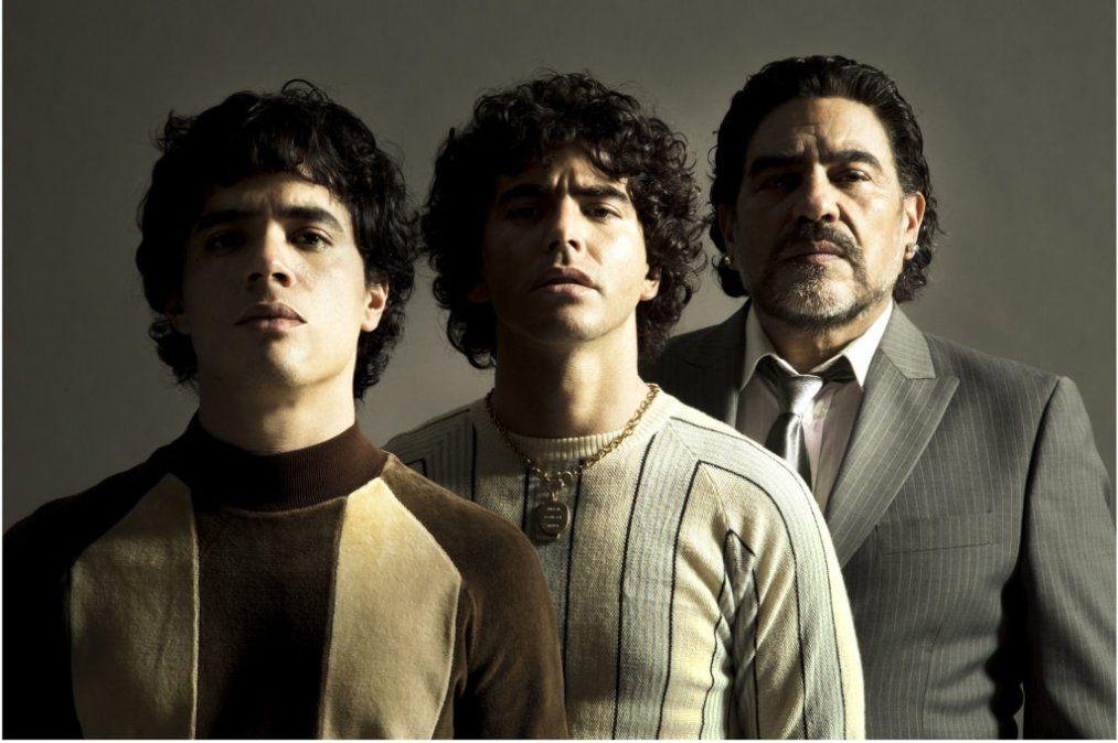 Guillermo Coppola, el coach de Leonardo Sbaraglia en la serie sobre la vida de Diego Maradona