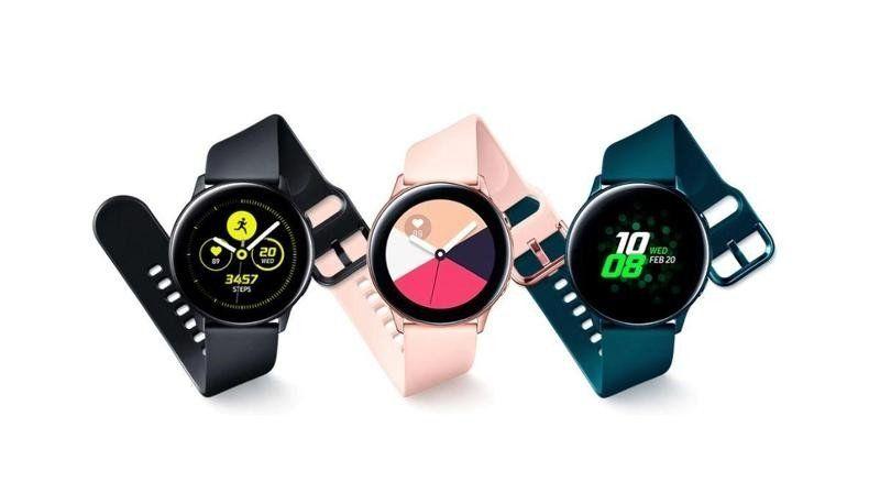 Samsung presentó su nueva línea de wearables