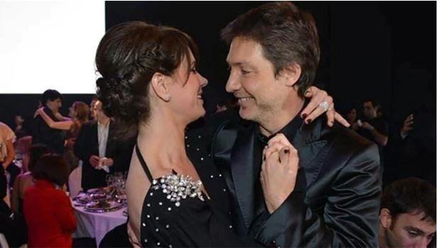 Reunión entre Nancy Dupláa y Adrián Suar para el regreso de la actriz a Pol-Ka
