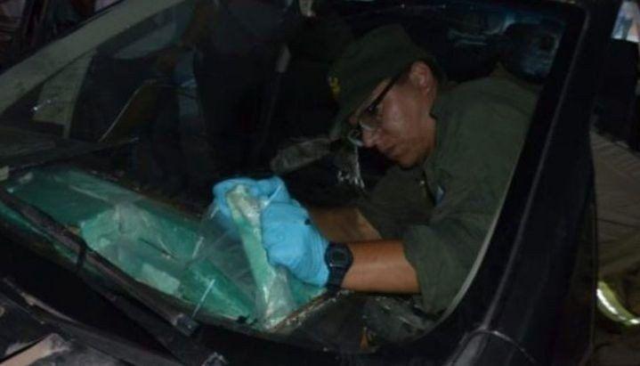 Incautaron más de 28 kg de cocaína que salió de Salta
