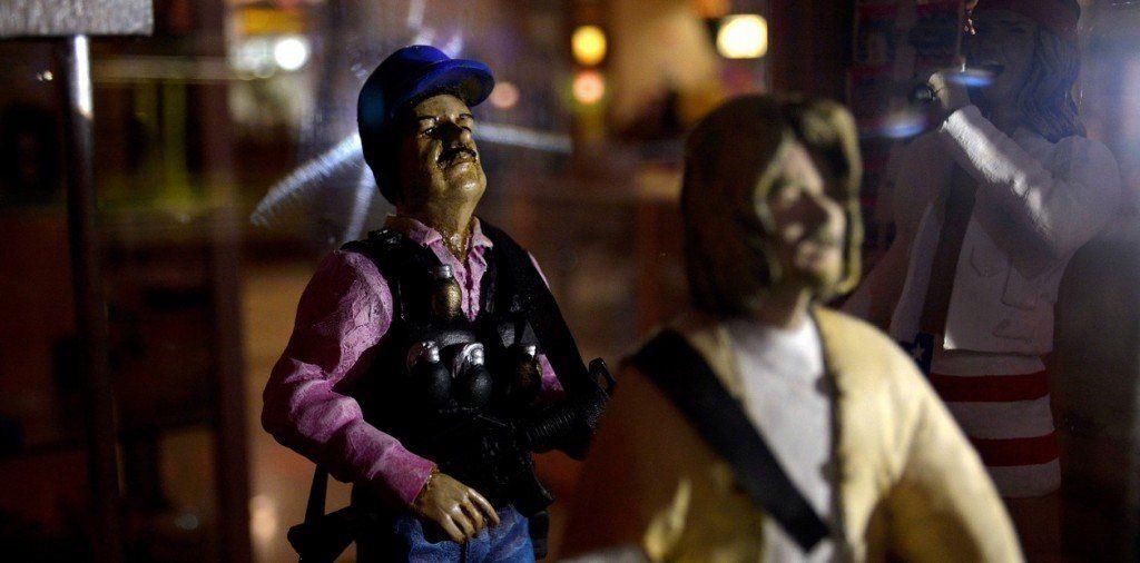 """Estados Unidos acusa a dos hijos de """"El Chapo"""" Guzmán de cargos de narcotráfico"""
