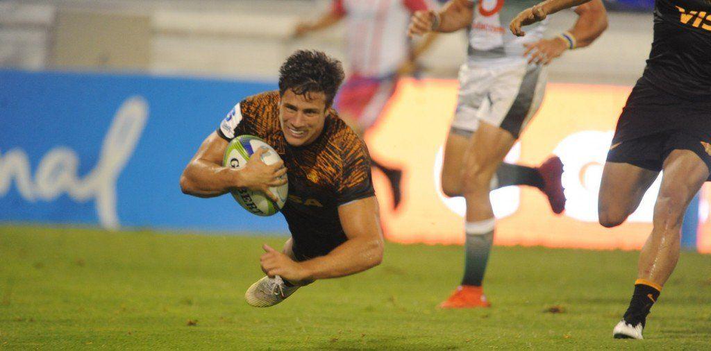 Jaguares logró su primer triunfo en el Super Rugby