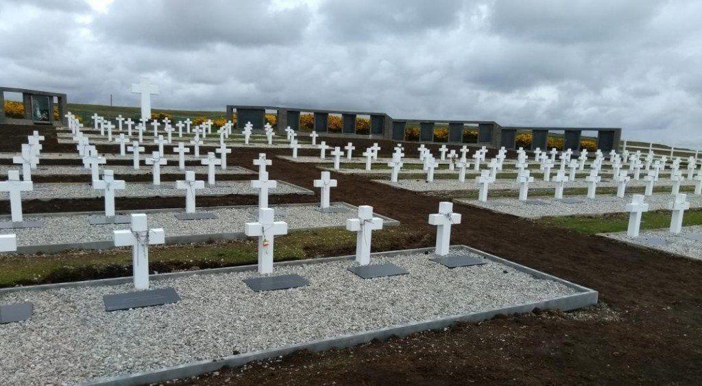 Malvinas: preparan un nuevo viaje para las familias de los últimos soldados identificados