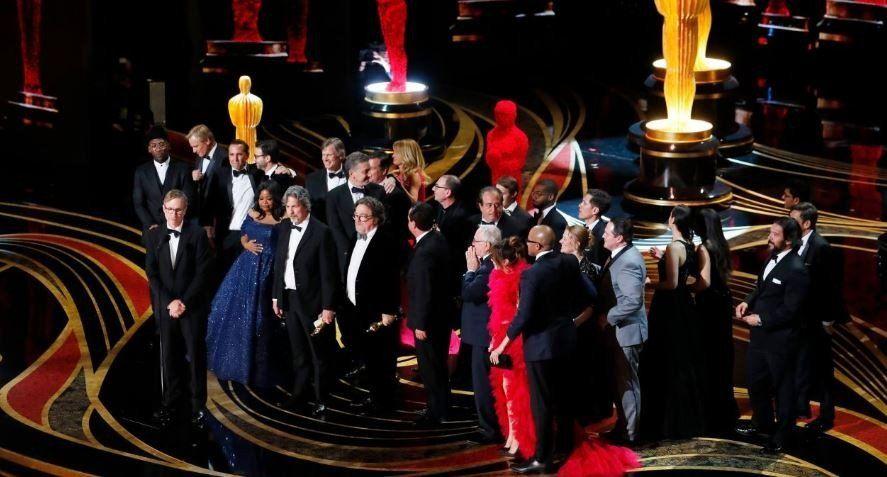 La lista de ganadores: Green Book fue elegida como mejor película
