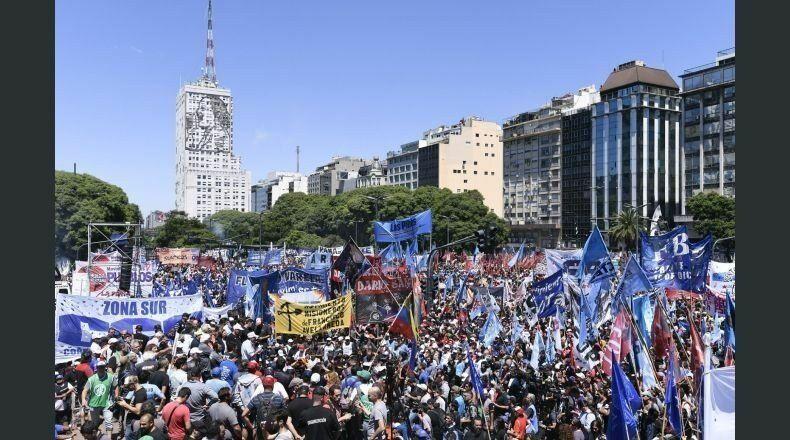 Movimientos sociales organizan nuevas protestas para esta semana
