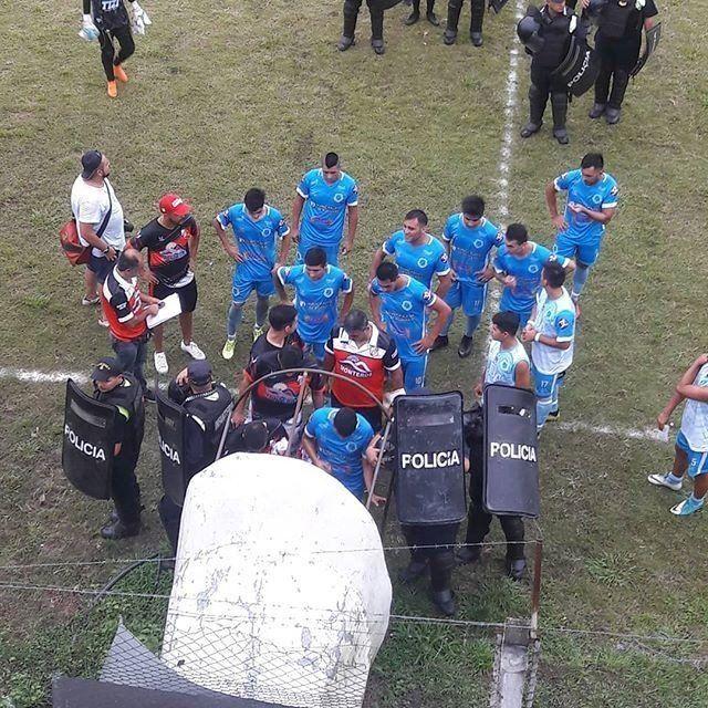 Apareció el campeón: Ñuñorco le ganó a Deportivo en Aguilares