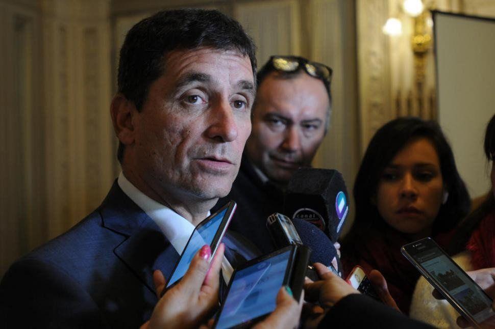 Gabriel Yedlin confirmó que será candidato a legislador por la capital