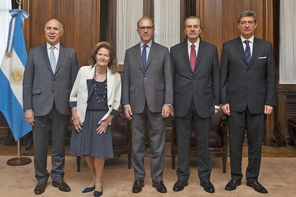 La Corte fijó su agenda: jubilados, blanqueos y reelección en la Rioja
