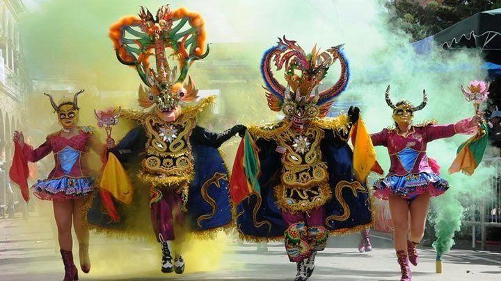 Fiesta asegurada: Carnaval boliviano en Tucumán