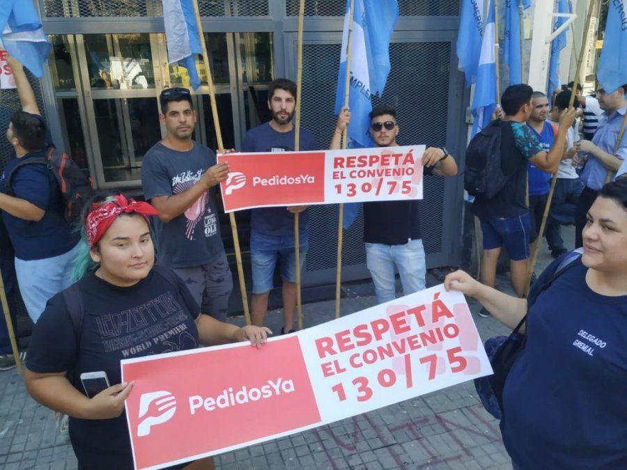 Despidos en Pedidos Ya: es la respuesta a una convocatoria a elecciones de los trabajadores