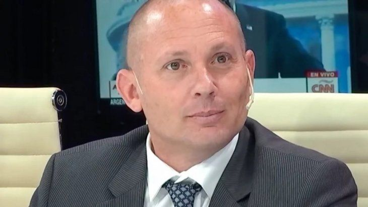DAlessio no prestó declaración ante el juez Rodríguez