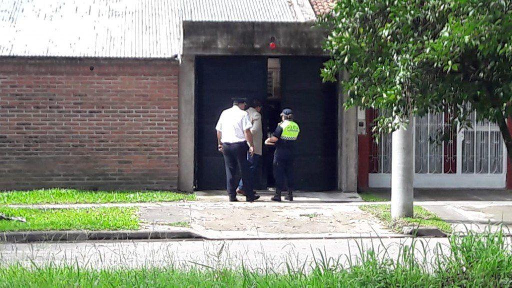 Concepción: Encontraron a una persona sin vida en el garage de su casa
