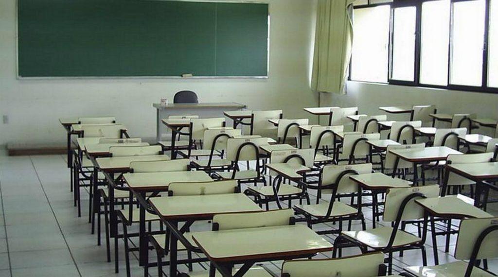 Se registra un descenso en la matrícula de los colegios privados