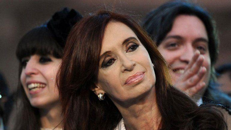 Causa Hotesur: Cristina Kirchner, sus dos hijos y Lázaro Báez van a juicio oral