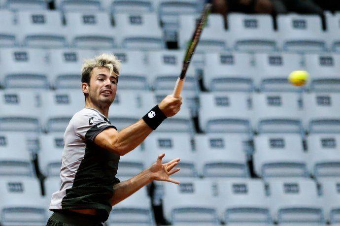 El Topito Londero cayó y se despidió del ATP 250 de San Pablo