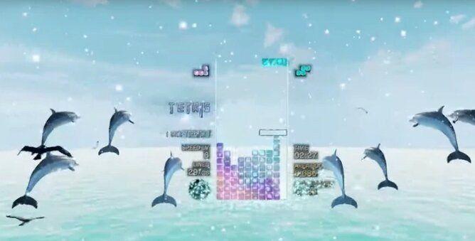 Tetris Effect: la nueva versión relajante del famoso juego estresante de los 80